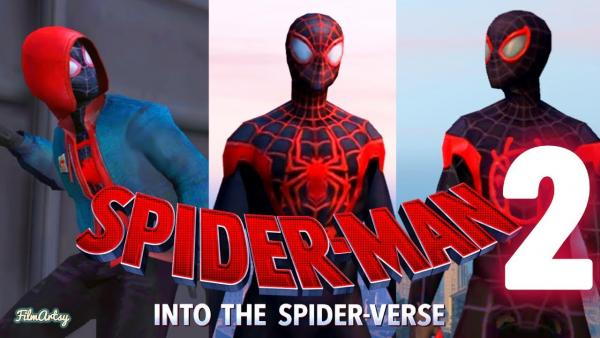 Spider Man Into The Spider Verse 2 Release Date Cast Trailer Plot And Everything To Know About So Far The Courier Daily